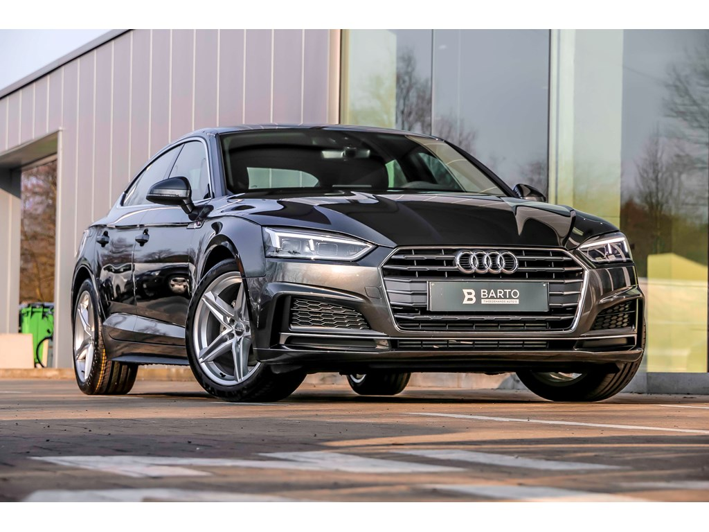 Tweedehands te koop: Audi A5 New Grijs - 20 TFSI Ultra 190pk - Full S line - Full LED