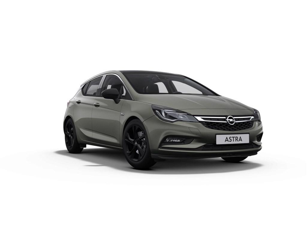 Tweedehands te koop: Opel Astra Grijs - 5-Deurs 14 Turbo Benz 125pk - Black Edition - Nieuw