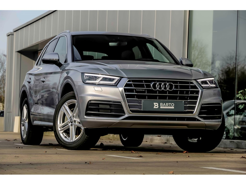 Tweedehands te koop: Audi Q5 New Grijs - Full S line - Matrix - Camera - Virt Cockpit - Privacy glas