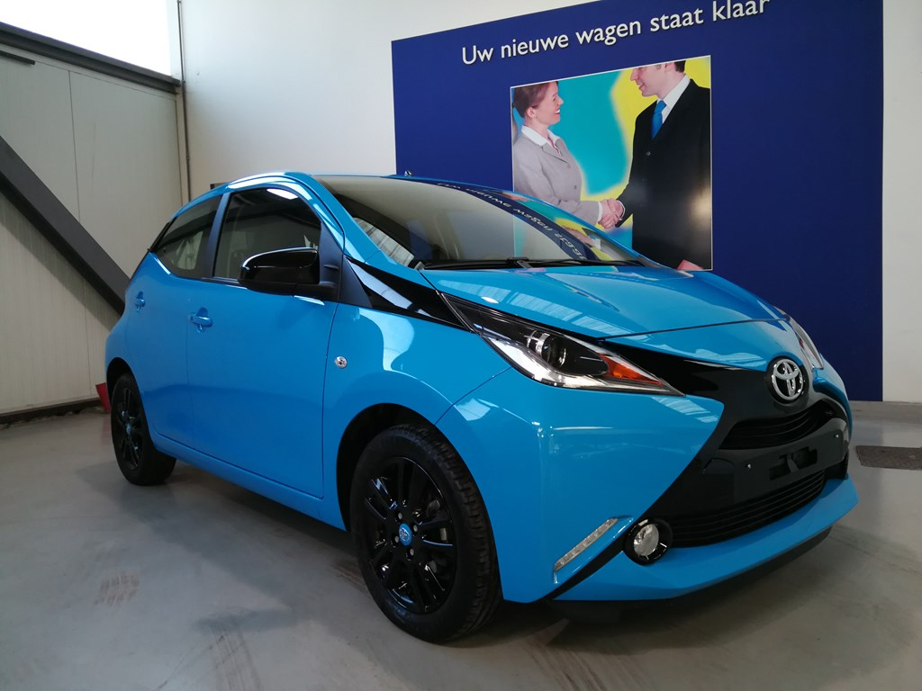 Toyota Aygo 4/5 Deurs