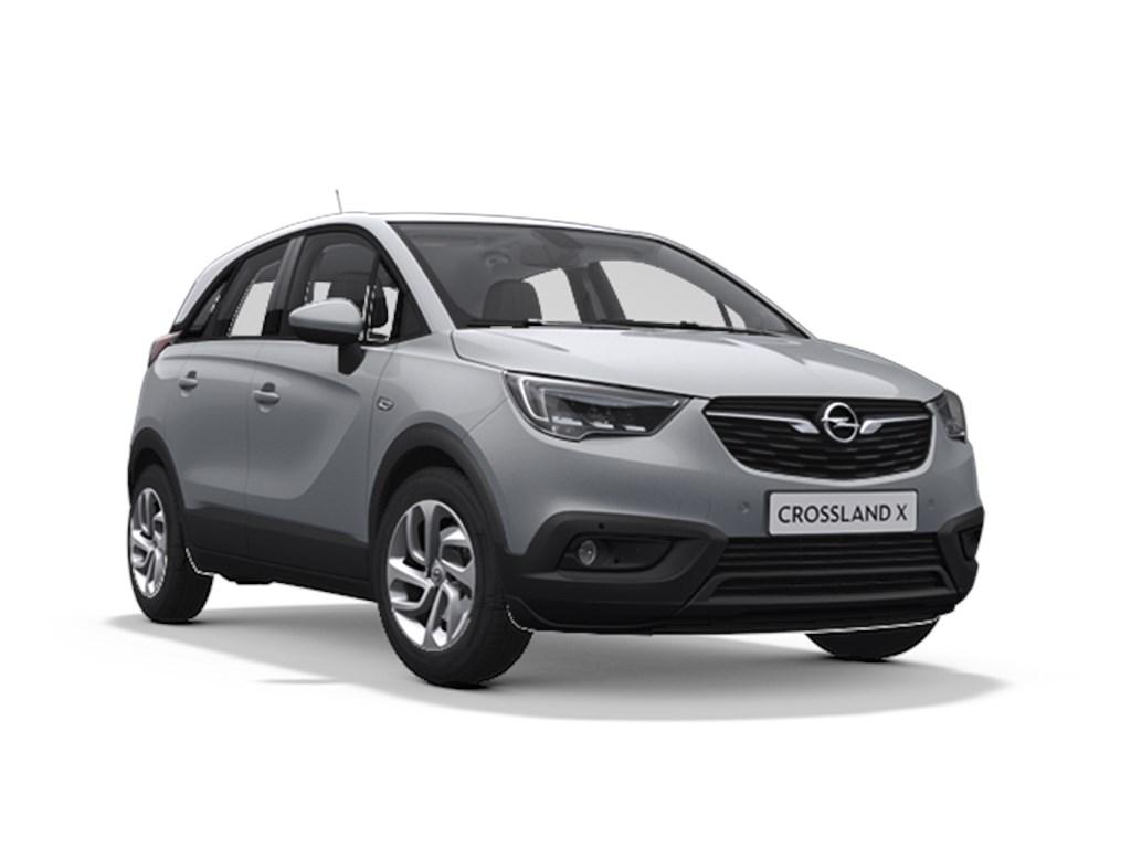 Tweedehands te koop: Opel Crossland X Grijs - Edition 12 Turbo Benz manueel 5 - 110pk - Nieuw