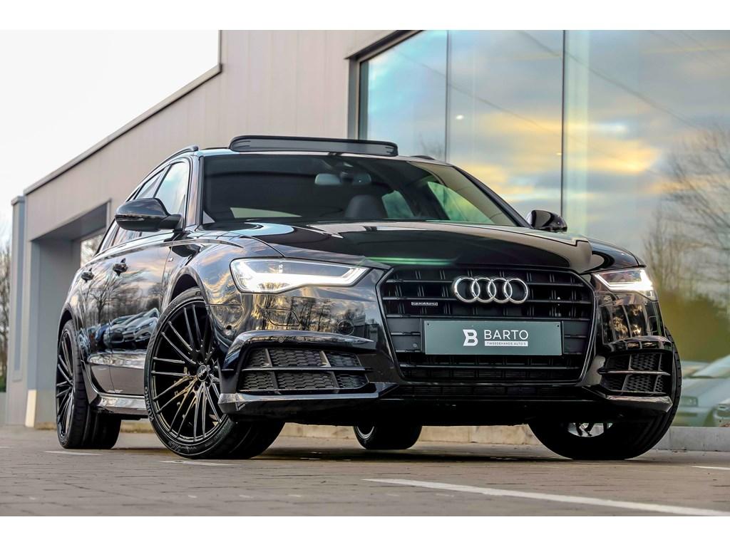 Tweedehands te koop: Audi A6 Zwart - Quattro - RS zetels - Matrix - Bose - Shadow line - 20 wielen - NIEUW