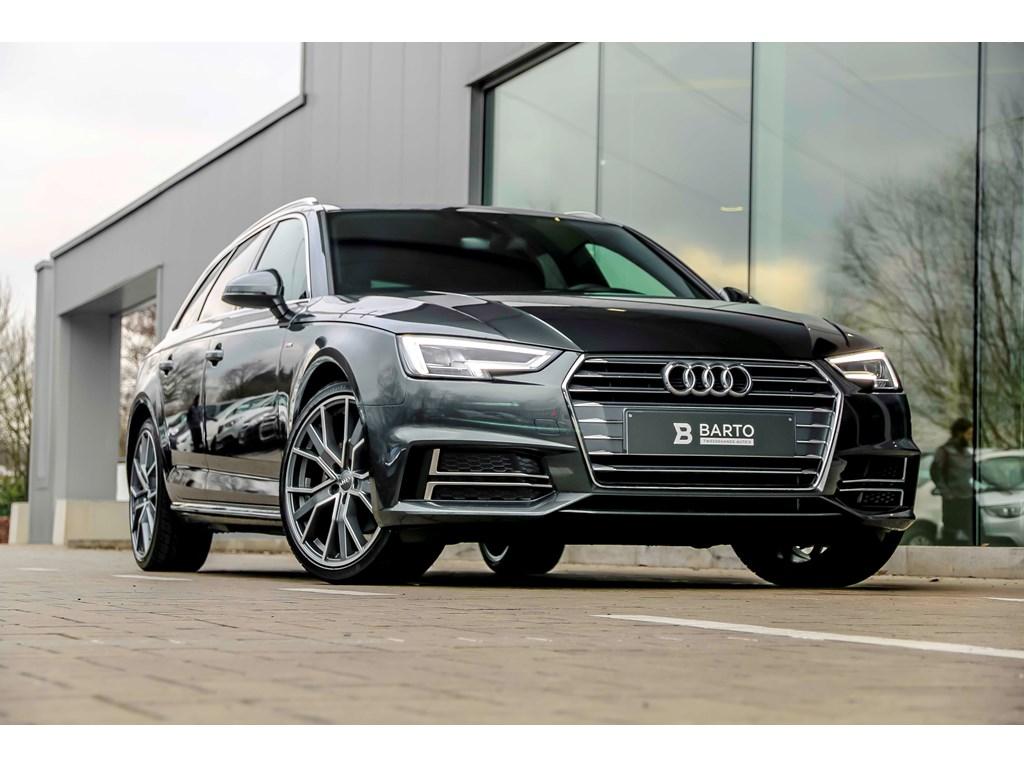 Tweedehands te koop: Audi A4 Grijs - Avant - S-line - Full LED - 14 TFSI 150PK - Nieuw