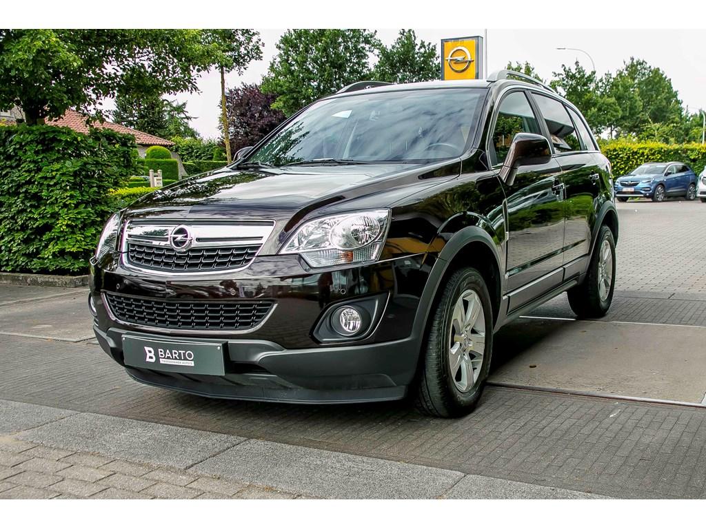 Tweedehands te koop: Opel Antara Bruin - 22d 163pk - Leder - Navigatie - Auto Airco -