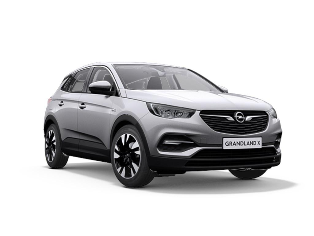 Tweedehands te koop: Opel Grandland X Grijs - 16 CDTi 120pk Innovation - Nieuw - Manueel 6 versn
