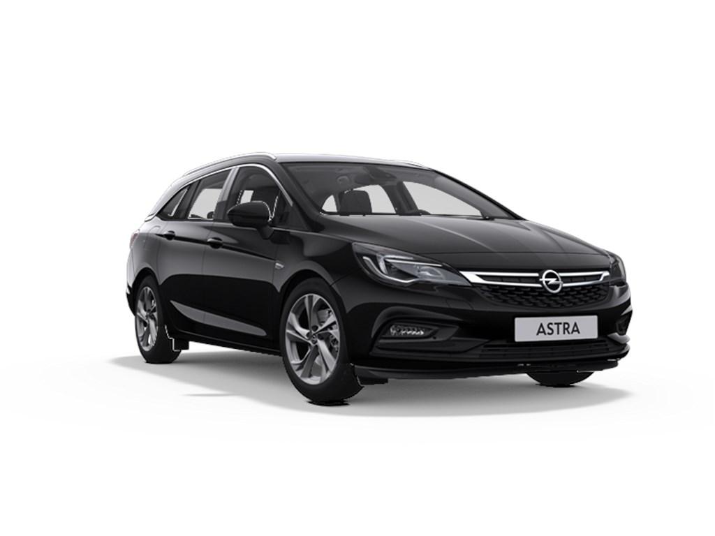 Tweedehands te koop: Opel Astra Zwart - Sports Tourer 16 CDTi Diesel 110pk Innovation - Nieuw - Navigatie -