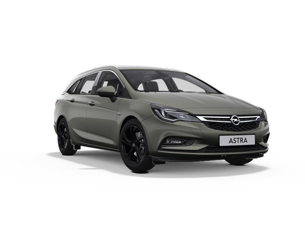 Tweedehands te koop: Opel Astra Grijs - Sports Tourer 14 Turbo Benz 125pk Innovation - Nieuw - Navigatie -