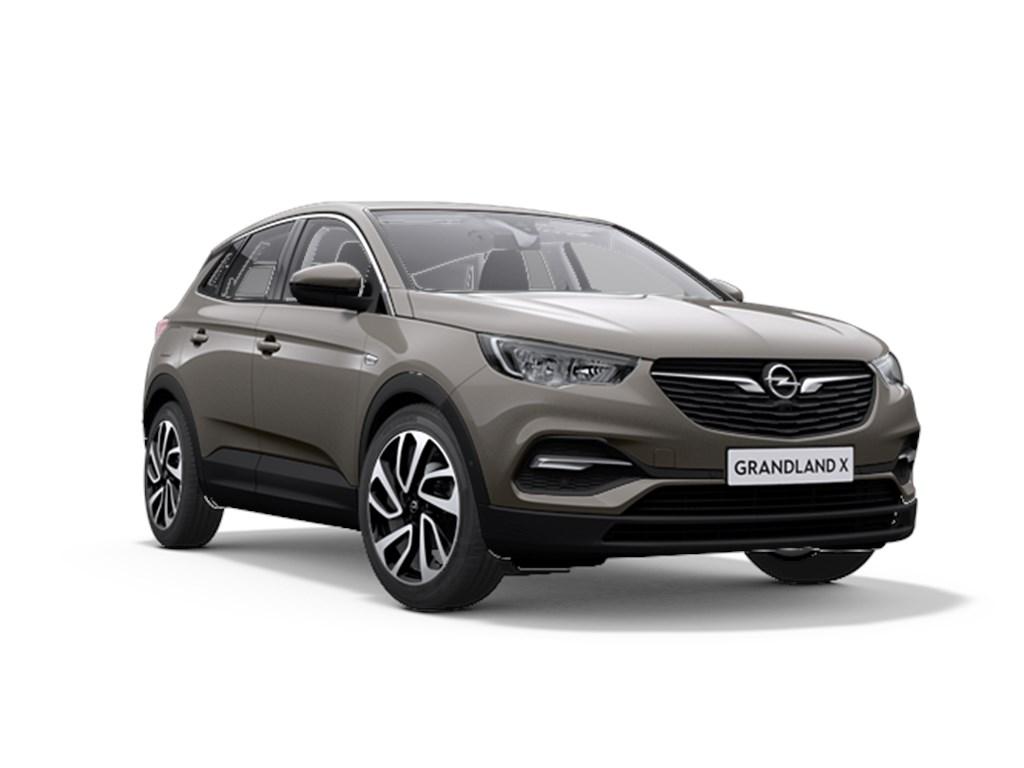 Tweedehands te koop: Opel Grandland X Grijs - 16 CDTi 120pk Automaat 6 Innovation - Nieuw - Navigatie - Parkeersensoren - Elektr koffer -
