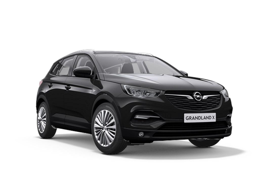 Tweedehands te koop: Opel Grandland X Zwart - 16 CDTi 120pk Edtion - Nieuw - Manueel 6 versn