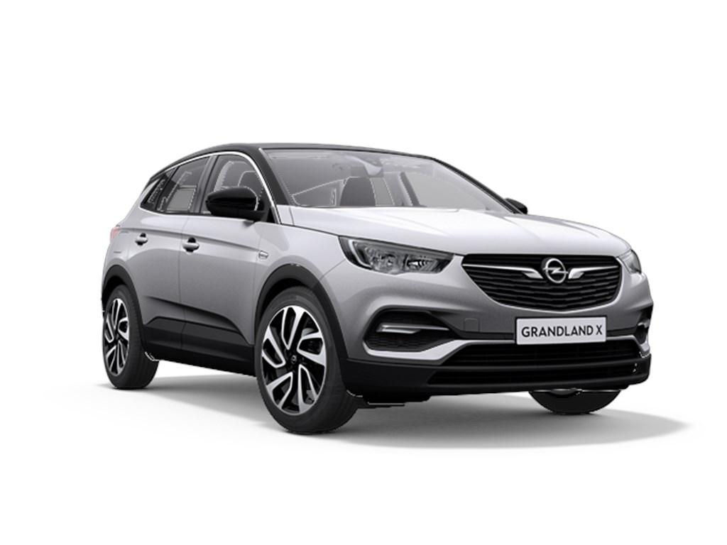 Opel-Grandland-X-Grijs-12-Benz-130pk-Automaat-6-Innovation-Nieuw-Navigatie-Parkeersensoren-Elektr-koffer-