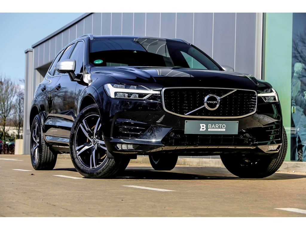 Tweedehands te koop: Volvo XC60 Zwart - R-Design - D4 AWD 190pk - Full LED - Camera - Demo wagen