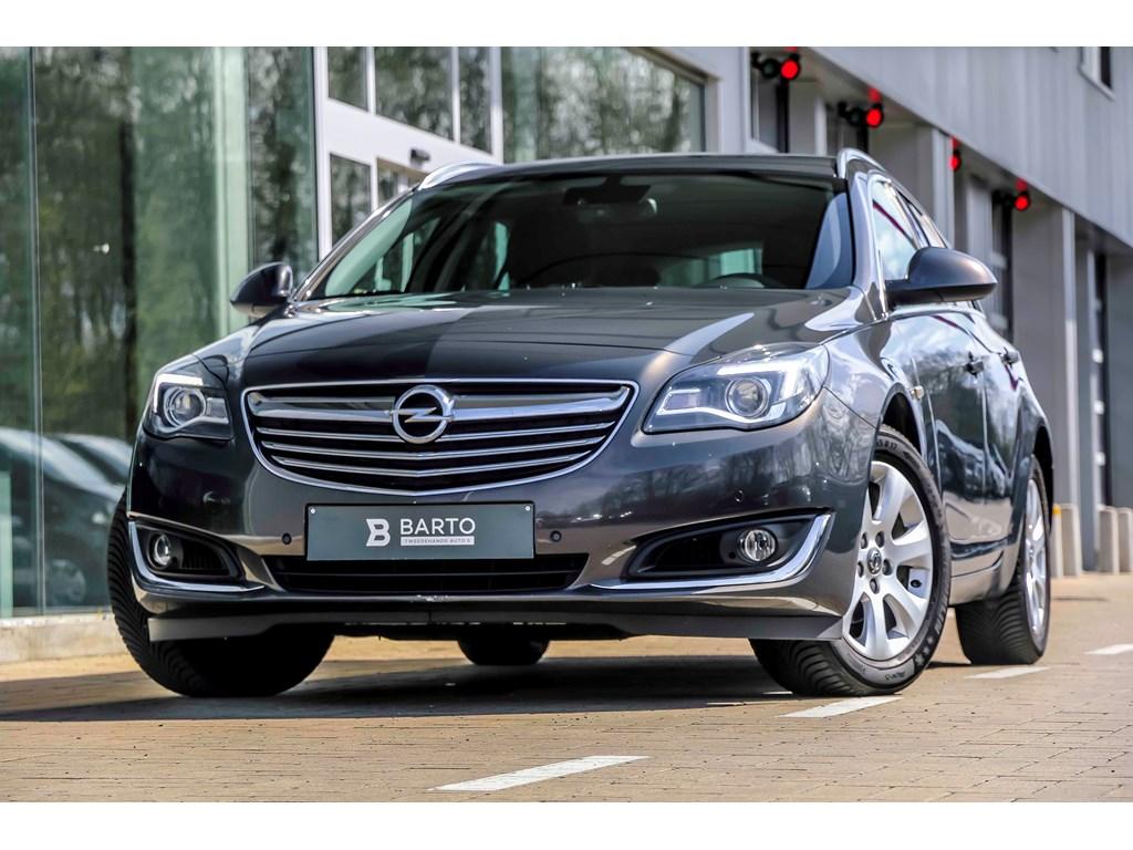 Tweedehands te koop: Opel Insignia Anthraciet - 20d 130pk - Navi - Auto Airco - Parkeersens va - Auto lichten - Bluetooth -