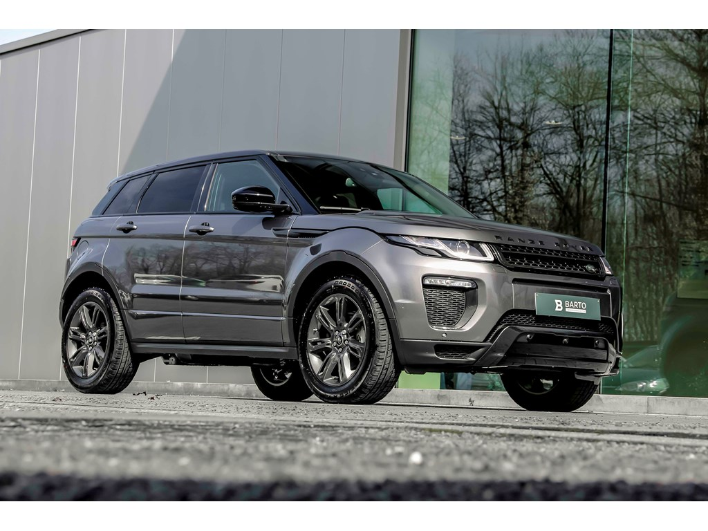 Tweedehands te koop: Land Rover Range Rover Evoque Grijs - Landmark Edition - 180pk - Pano dak - 360 Camera - Full leather - Grote Navi
