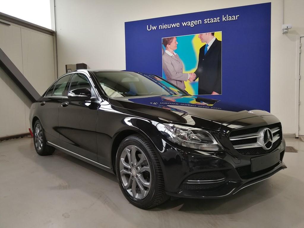 Mercedes-Benz C 180 4/5 Deurs