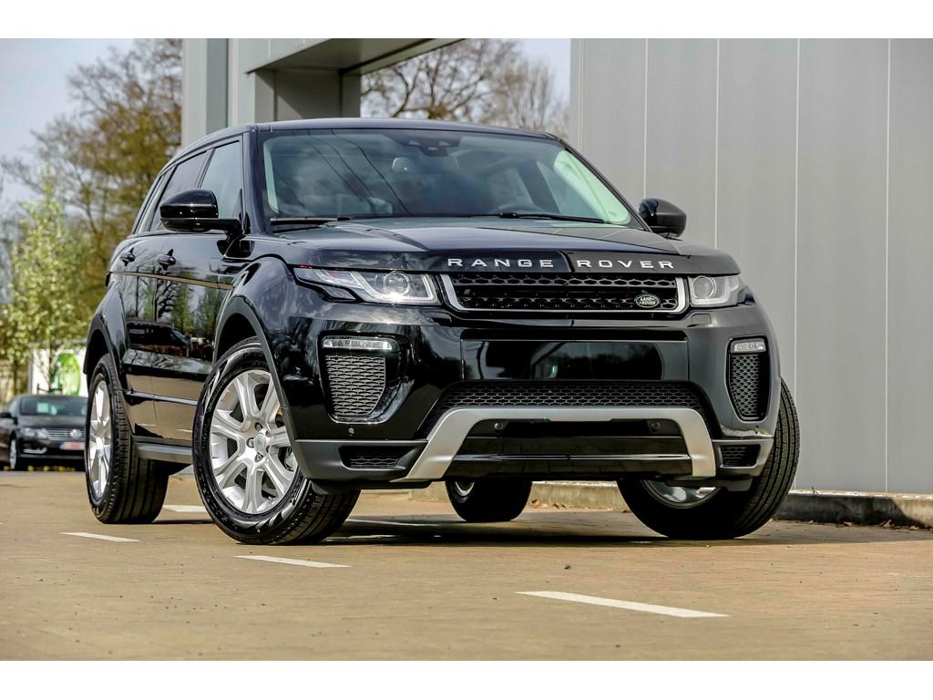 Tweedehands te koop: Land Rover Range Rover Evoque Zwart - R-Dynamic - Pano dak - Camera - Leder - NIEUW