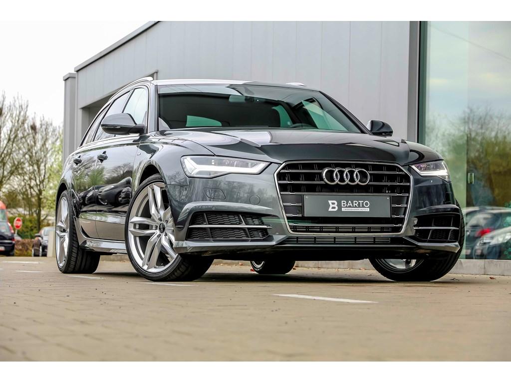 Tweedehands te koop: Audi A6 Grijs - 18 TFSI 190pk - Full S-line - Full LED - S-tronic - 20 wielen - zetelverw