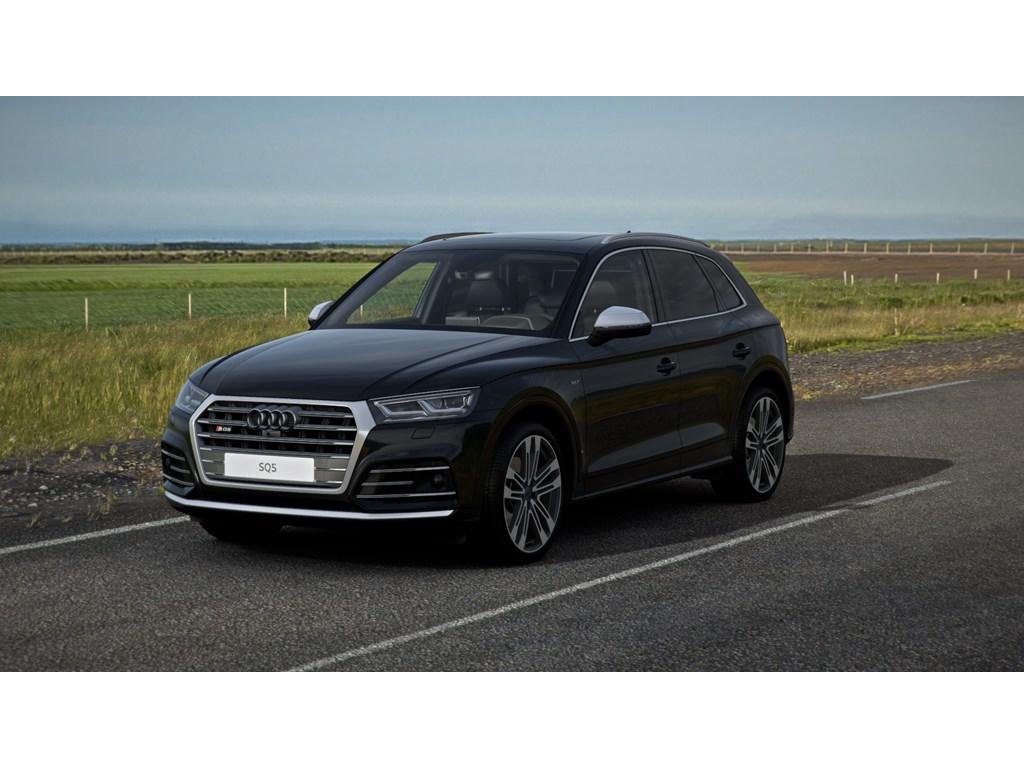 Tweedehands te koop: Audi SQ5 Zwart - NIEUW - Matrix - BO - Luchtv - 360 camera - Pano - Pack TourStadpark