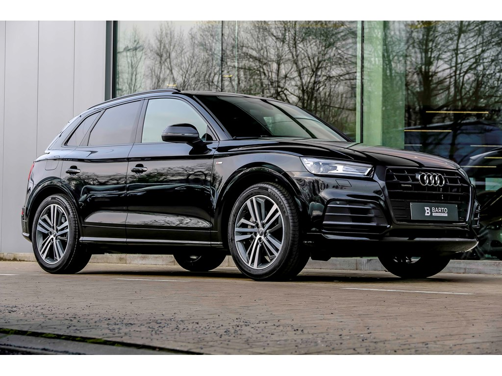 Tweedehands te koop: Audi Q5 New Zwart - Luchtvering - Shadow look - Virt cockpit - A-rij Camera -