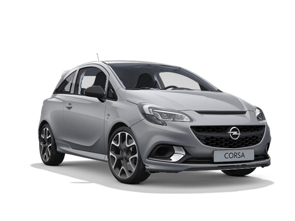 Tweedehands te koop: Opel Corsa Grijs - 3-Deurs OPC 16 Turbo Benz 207pk - Nieuw - Carbon Pack - OPC dakspoiler