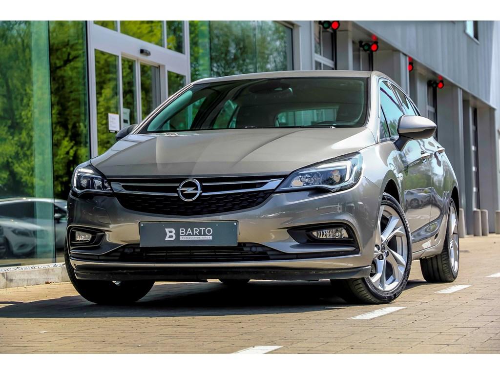 Tweedehands te koop: Opel Astra Grijs - 14b 125pk - Dynamic - Navi - Camera - Dodehoek - Auto Airco -