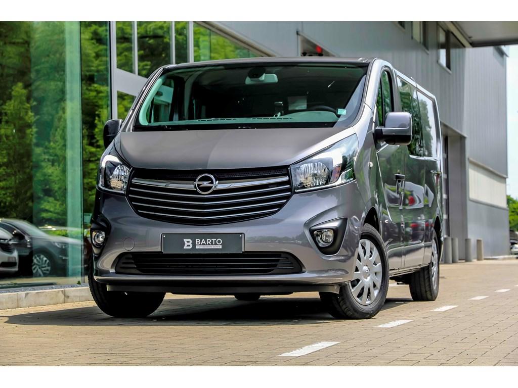 Tweedehands te koop: Opel Vivaro Grijs - 16d 145pk - L2H1 - Camera - Navi - Airco - Cruisectrl -
