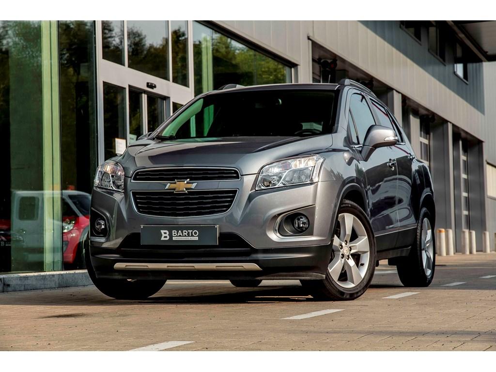 Tweedehands te koop: Chevrolet Trax Grijs - 16b 115pk - Airco - Parkeersens - Camera - Bluetooth -
