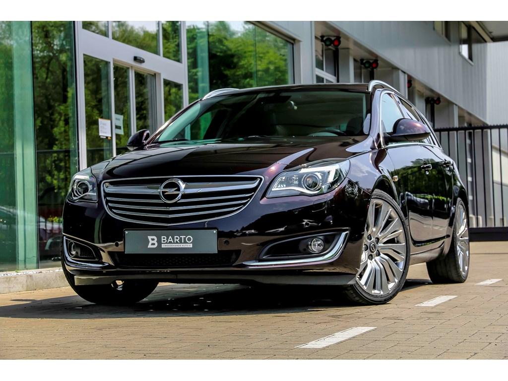 Tweedehands te koop: Opel Insignia Bruin - 20d 136pk - Navi - Panoram dak - 20 - Xenon -