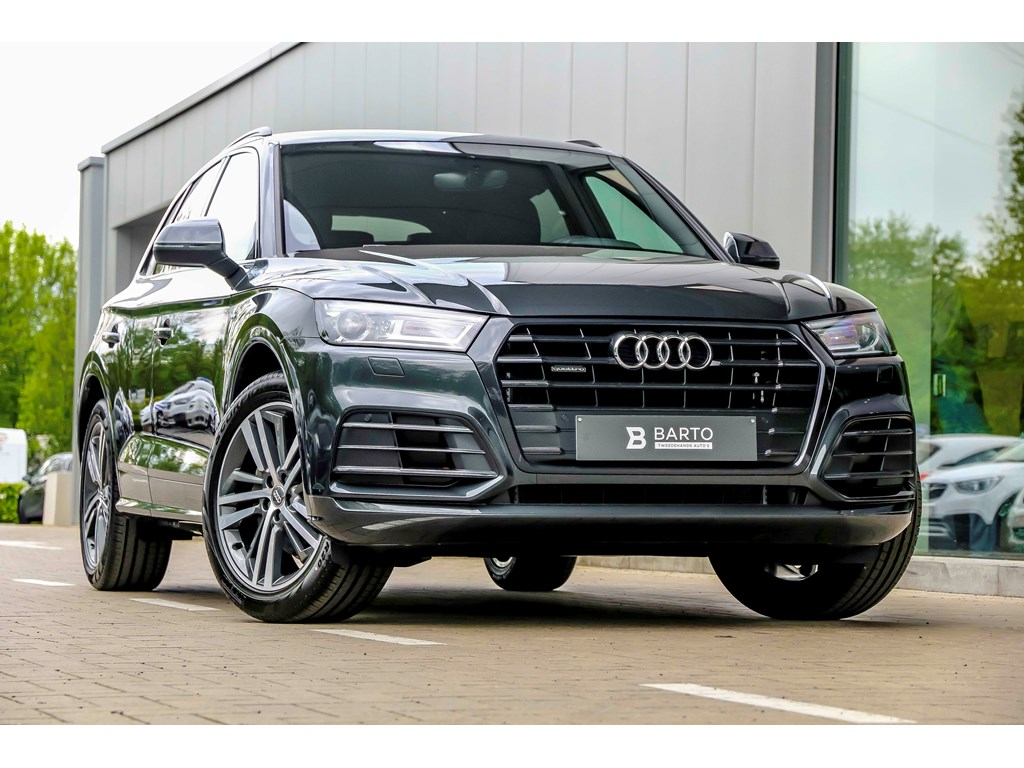 Tweedehands te koop: Audi Q5 New Grijs - Luchtvering - Shadow look - Virt cockpit - A-rij Camera -