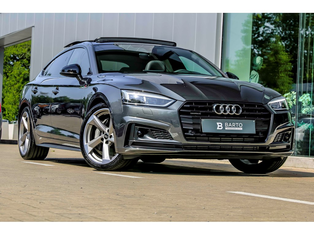 Tweedehands te koop: Audi A5 New Grijs - 30TDI 285pk - pano - matrix - S line - BO - Pack Tour -