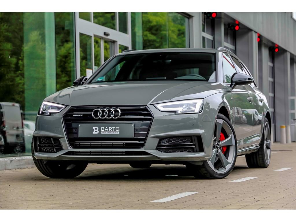 Tweedehands te koop: Audi A4 Grijs - 20TFSI 252pk - S line - Shadow line - Virt Cockpit - Full LED - Directie wagen