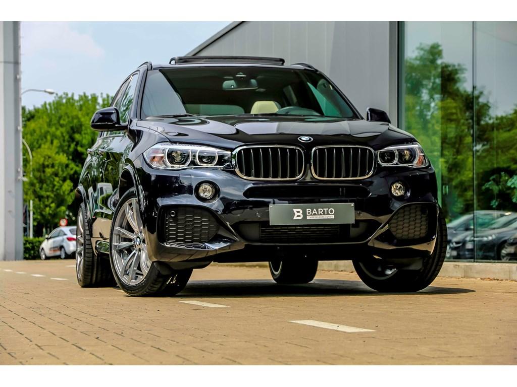 Tweedehands te koop: BMW X5 Blauw - X drive - M-Pack - Pano dak - Camera - Adapt M-ophanging - Head-Up