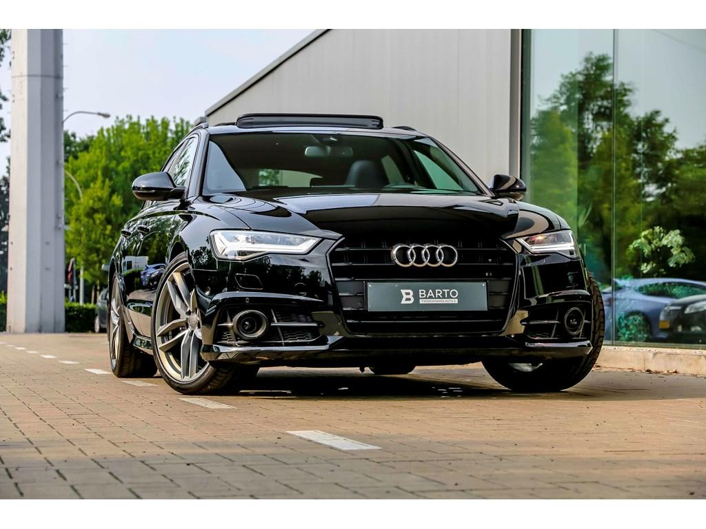 Tweedehands te koop: Audi A6 Zwart - NIEUW - Luchtvering - ACC - RS zetels - Pano dak - Blindspot - 20 - lane assist -