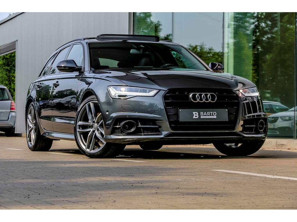 Tweedehands te koop: Audi A6 Grijs - NIEUW - Adapt CC - RS zetels - Pano dak - Blindspot - 20 - lane assist -