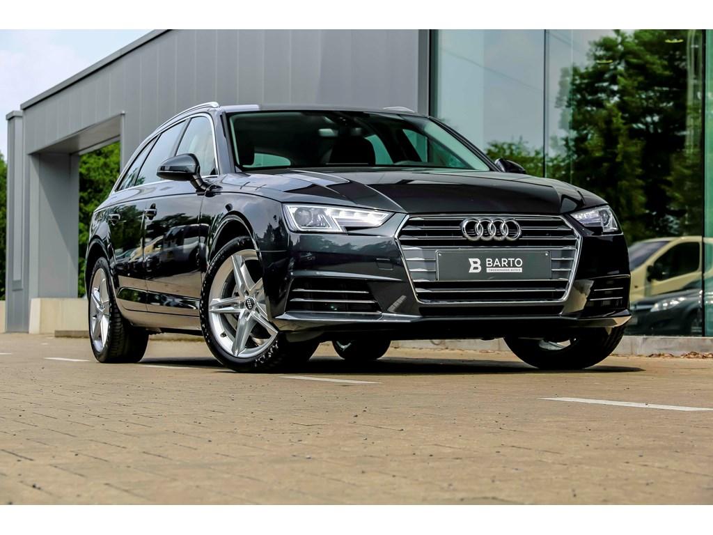 Tweedehands te koop: Audi A4 Grijs - Sport - S-tronic - Virt Cockpit - 18 Velgen - Demo wagen - Promo