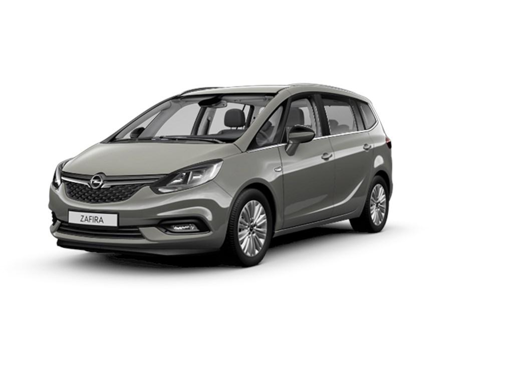 Tweedehands te koop: Opel Zafira Grijs - 14 Turbo 120pk Benz Innovation - Nieuw - Navigatie - Camera