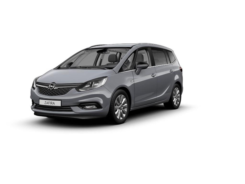 Tweedehands te koop: Opel Zafira Grijs - 14 Turbo 120pk Benz Innovation - Nieuw - Navigatie - Camera - 7 zetels