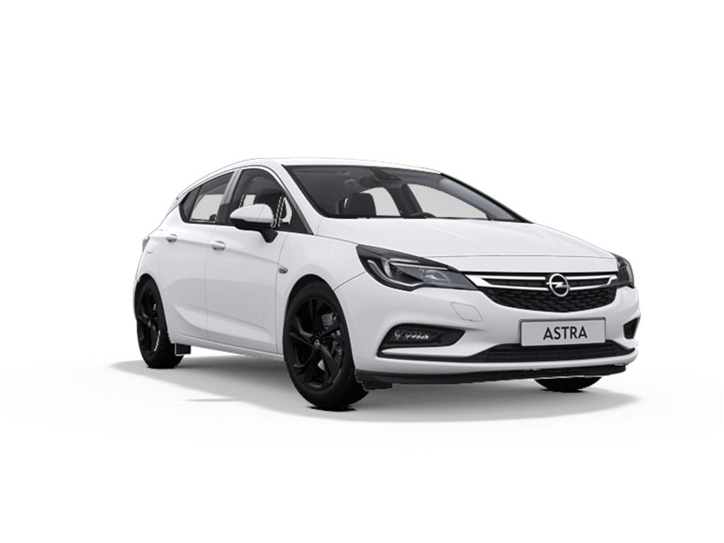 Tweedehands te koop: Opel Astra Wit - 5-Deurs 14 Turbo Benz 125pk Innovation - Nieuw - Navigatie - Camera -
