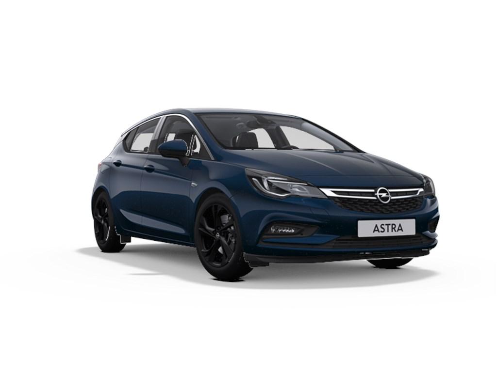 Tweedehands te koop: Opel Astra Blauw - 5-Deurs 14 Turbo Benz 125pk Innovation - Nieuw - Navigatie - Camera -