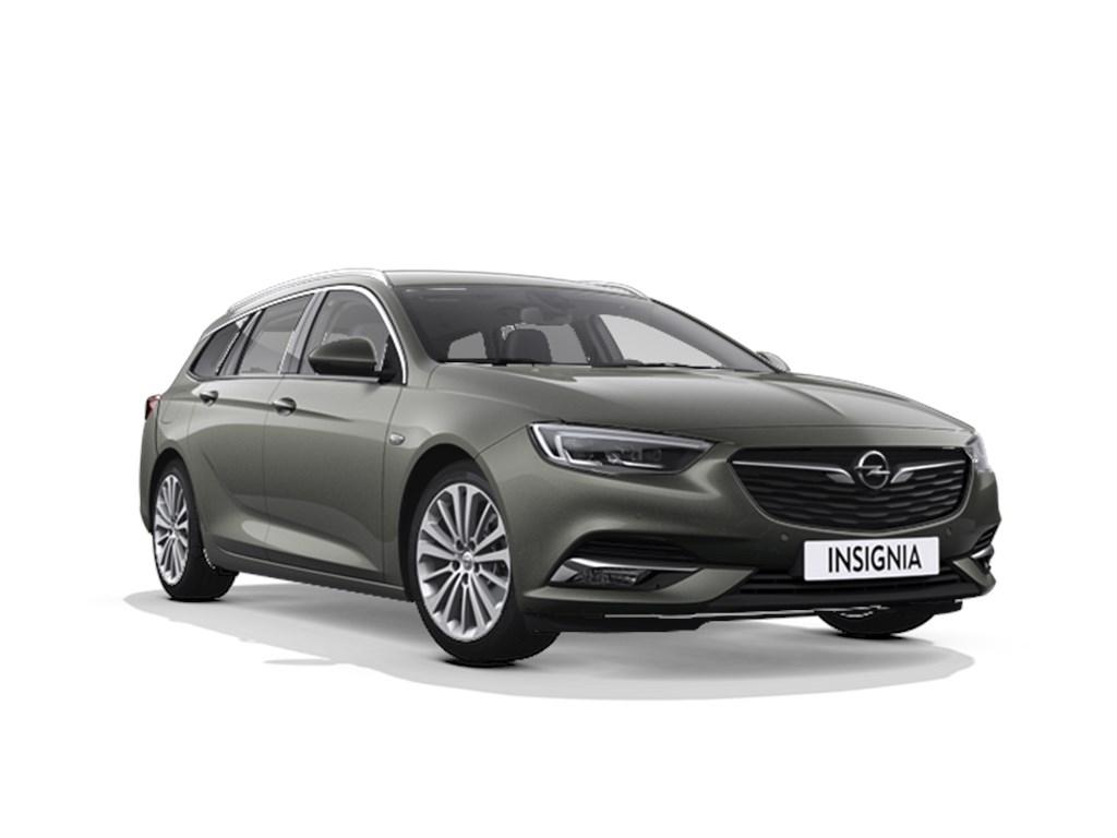 Tweedehands te koop: Opel Insignia Grijs - Sports Tourer Innovation - Nieuw - 16 CDTi Diesel 136pk - Leder - Navi - Led verlichting -