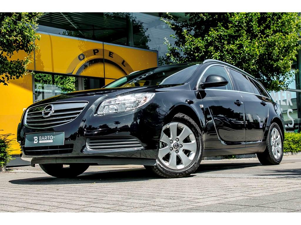 Tweedehands te koop: Opel Insignia Zwart - 20d 130pk - Navi - Parkeersens - Trekhaak - Airco -