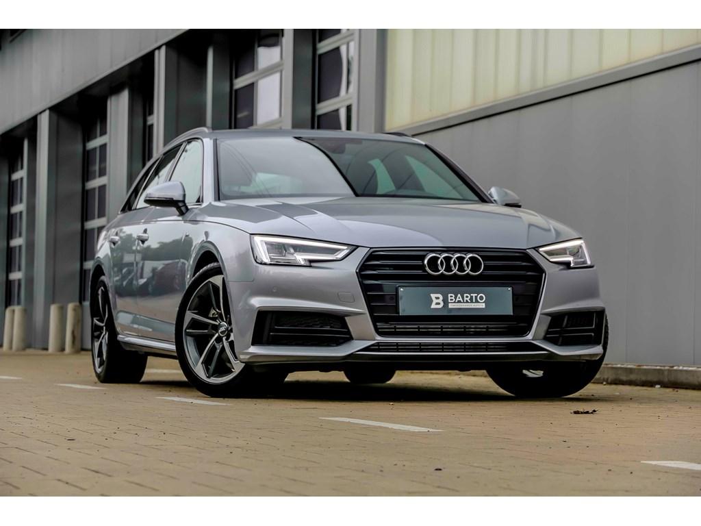 Tweedehands te koop: Audi A4 Grijs - 20 TFSI 190pk - S-Tronic - Full S line - Full LED