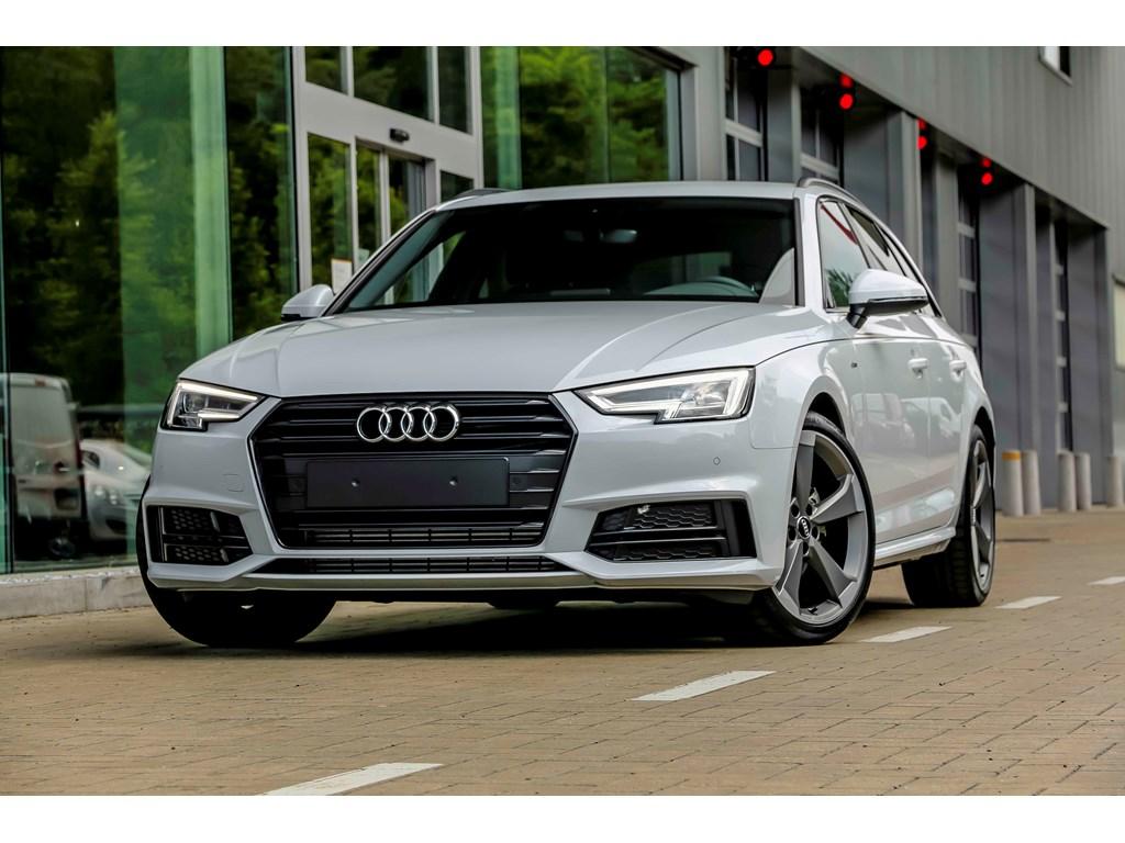 Tweedehands te koop: Audi A4 Wit - 20 TFSI 190pk - S-Tronic - Full S line - Full LED - 19 Rotor velgen