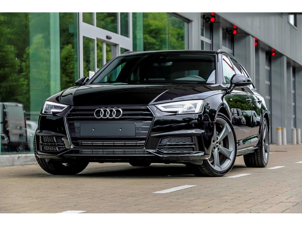 Tweedehands te koop: Audi A4 Zwart - 20 TFSI 190pk - S-Tronic - Full S line - Full LED - 19 Rotor velgen