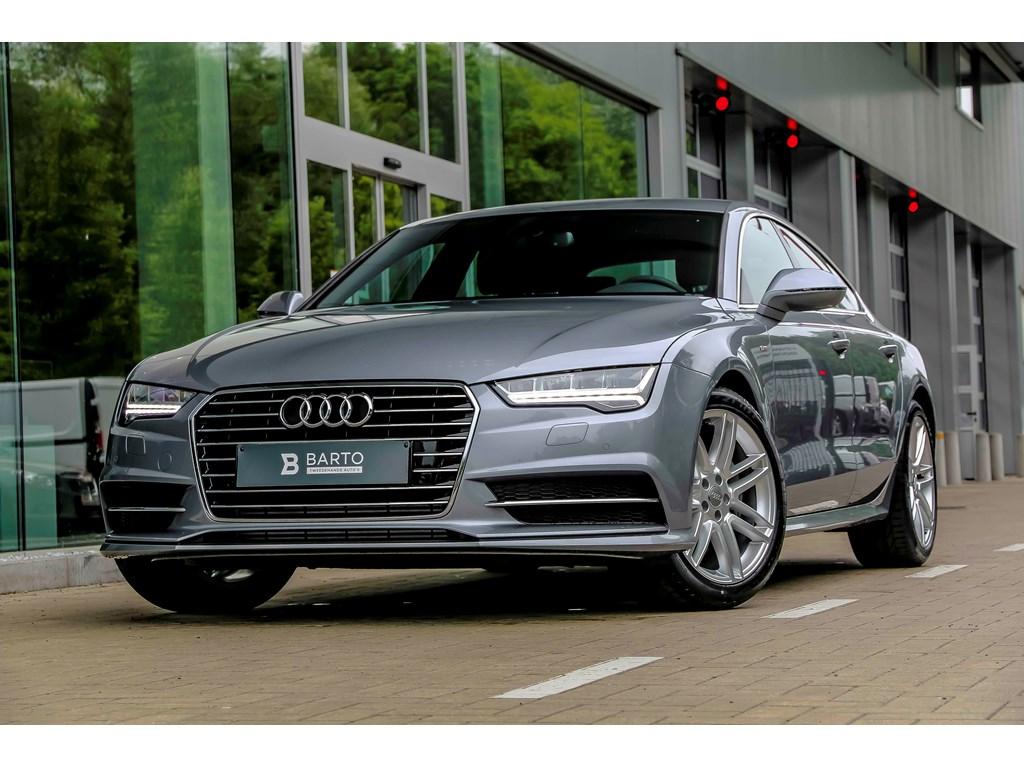 Audi-A7-Grijs-Full-S-line-Luchtvering-Full-LED-Camera-19-wielen