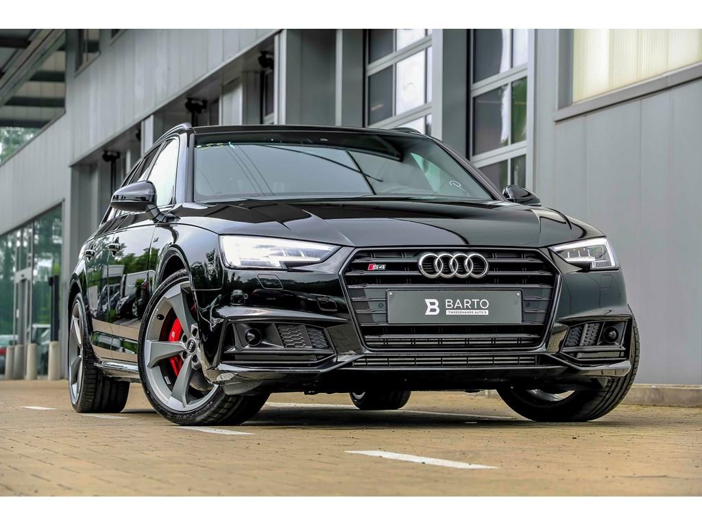 Audi-S4-Zwart-NIEUW-RS-seats-Pano-dak-BO-Sound-Sport-Diff-Black-Optick