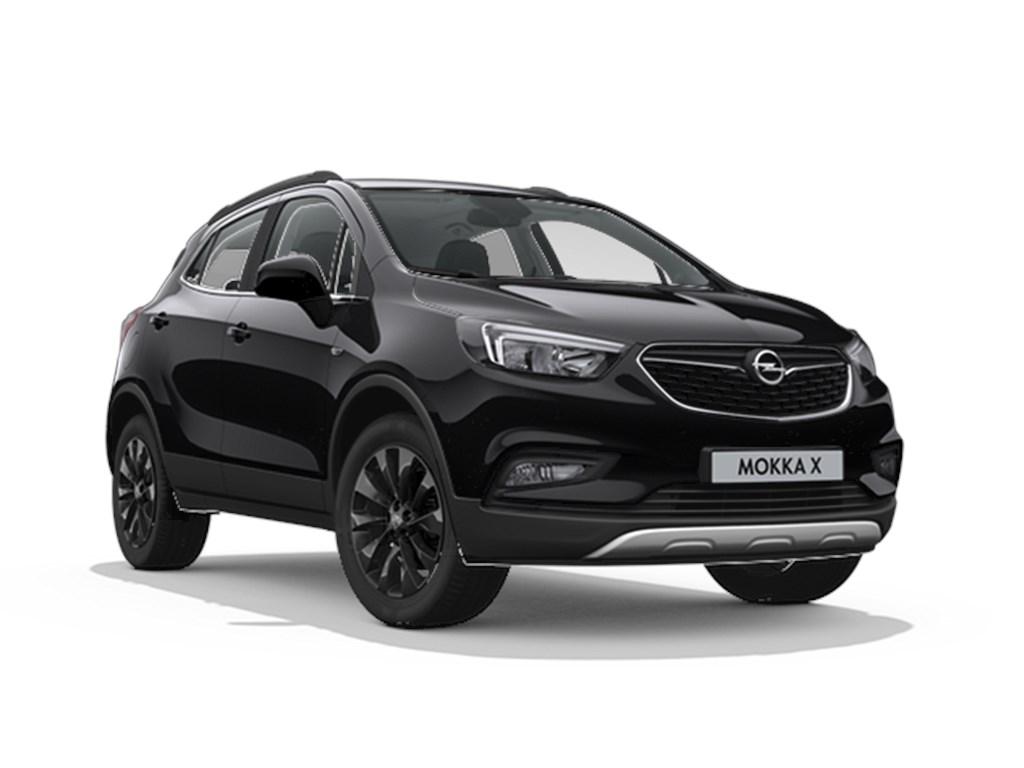 Tweedehands te koop: Opel Mokka Zwart - X Black Edition 14 Turbo Benz Man 6 - Nieuw - Navigatie - 18 inch velgen - Camera -