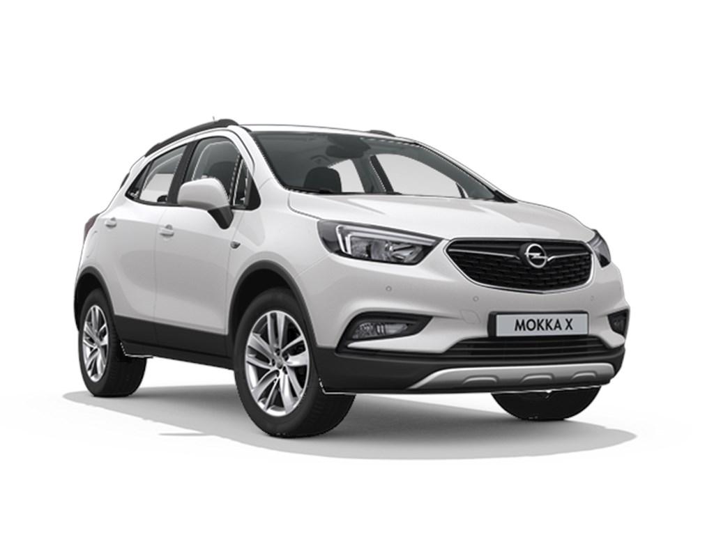 Tweedehands te koop: Opel Mokka Wit - X Edition 16 Benz 115pk - Nieuw - Navigatie - Parkeersensoren