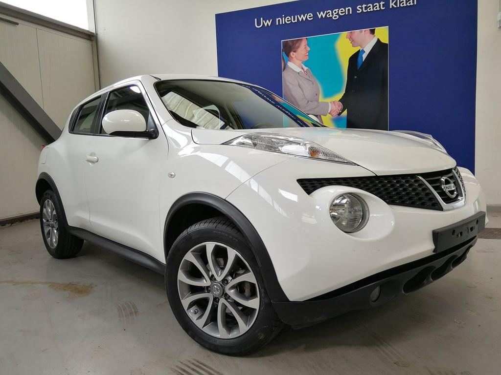 Nissan Juke Offroad / 4x4