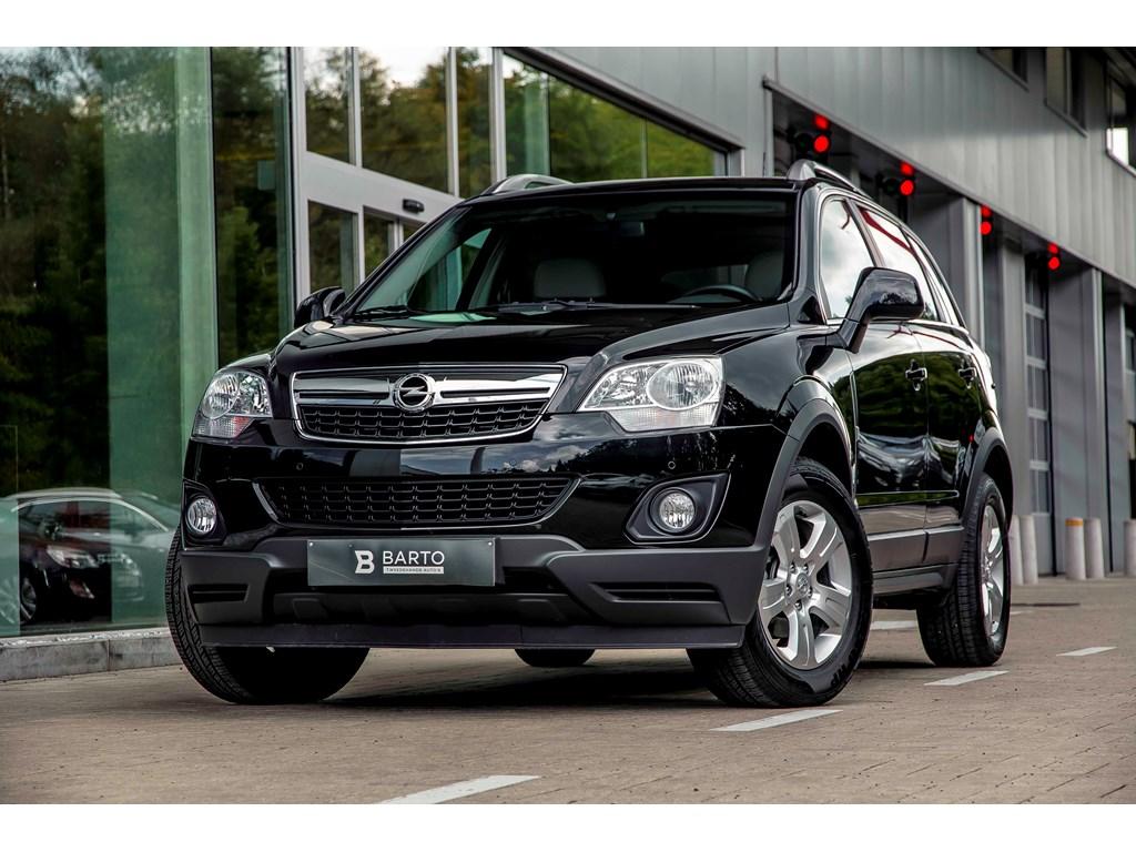 Tweedehands te koop: Opel Antara Zwart - Antara