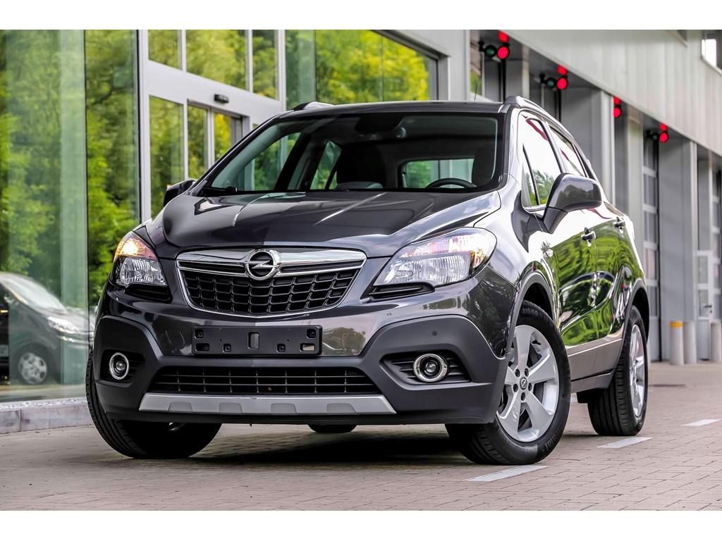 Tweedehands te koop: Opel Mokka Anthraciet - 16b 115pk - Navi - Airco - Parkeersens -